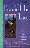 Framed in Lace (A Needlecraft Mystery, #2)
