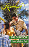 Duel of Passion (Harlequin Romance #3094)