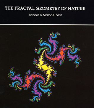 The front cover of Mandelbrot's book.