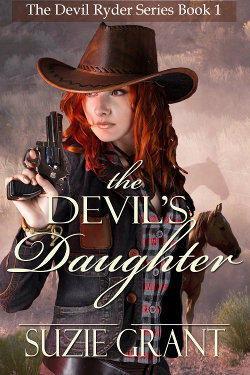 The Devil's Daughter by Suzie Grant