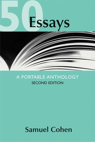 essays a portable anthology 3rd edition pdf - Wunderlist
