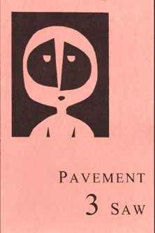 Pavement Saw 3 by Sean Killian