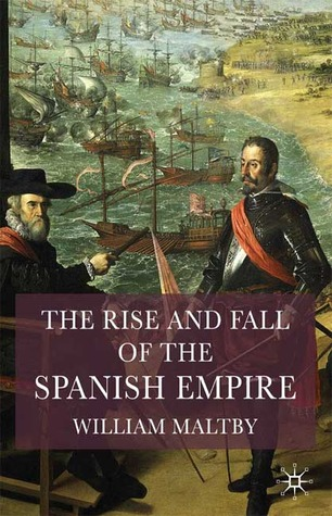 The Rise and Fall of the Spanish Empire by William S. Maltby