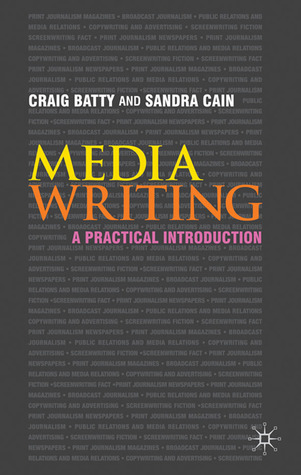 Media Writing: A Practical Introduction