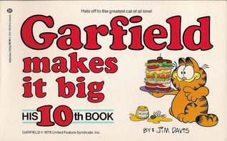 Garfield Makes It Big by Jim Davis
