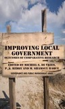 Improving Local Government: Outcomes of Comparative Public Administration Research