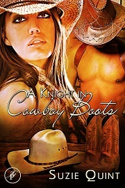 A Knight In Cowboy Boots by Suzie Quint