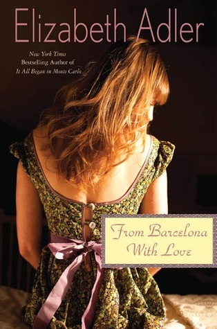 From Barcelona, with Love by Elizabeth Adler