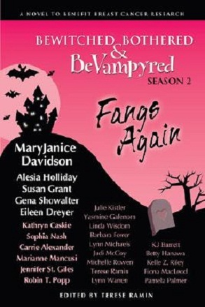 Bewitched, Bothered & Bevampyred 2: Fangs Again