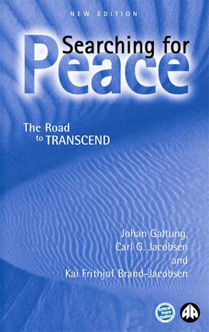 Searching for Peace by Johan Galtung