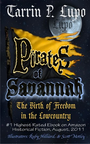 Pirates of Savannah by Tarrin P. Lupo