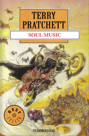 soul music discworld pratchett terry editions goodreads
