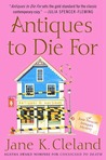 Antiques to Die For (Josie Prescott, #3)