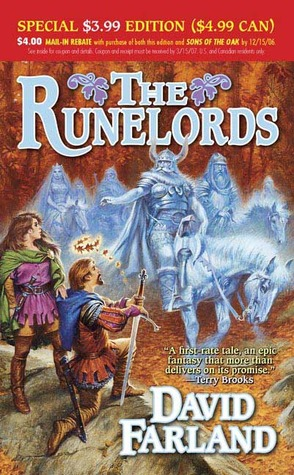 The Runelords by David Farland