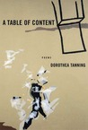 A Table of Content: Poems