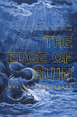 The Edge of Ruin by Melinda M. Snodgrass