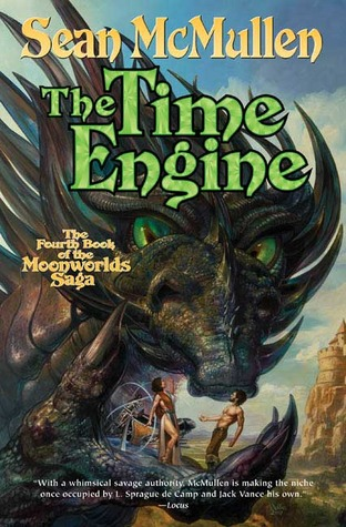 The Time Engine by Sean McMullen
