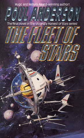 The Fleet of Stars by Poul Anderson