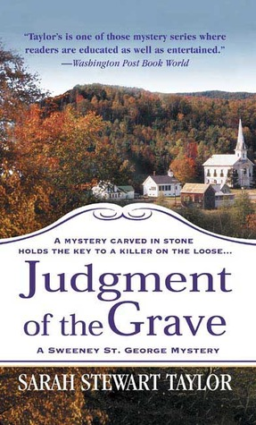 Judgment of the Grave by Sarah Stewart Taylor