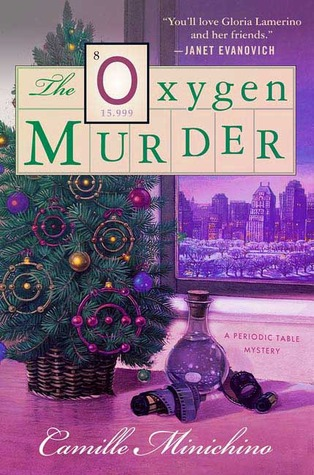 The Oxygen Murder (Periodic Table, #8)