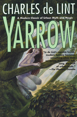 Yarrow by Charles de Lint