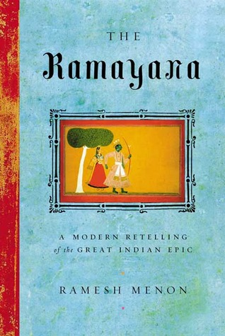 The Ramayana by Ramesh Menon