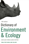 Dictionary of Environment and Ecology: Over 8,000 Terms Clearly Defined (Fifth Edition)