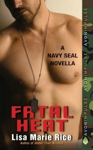 Fatal Heat by Lisa Marie Rice