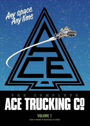 Read The Complete Ace Trucking Co., Vol. 1 PDF