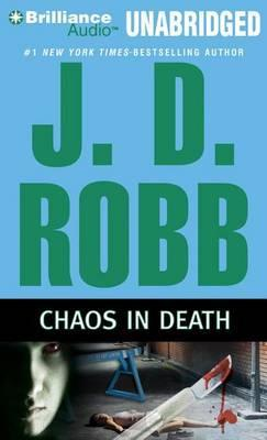 Book Cover: Chaos in Death by J D Robb