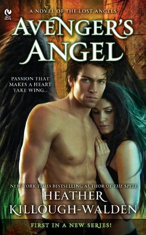Avenger's Angel (The Lost Angel #1)