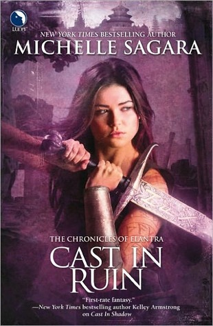 Cast in Ruin (Chronicles of Elantra #7)