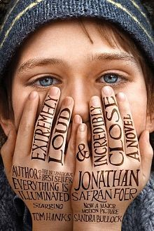 Extremely Loud & Incredibly Close by Jonathan Safran Foer