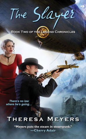 The Slayer (The Legend Chronicles, #2)