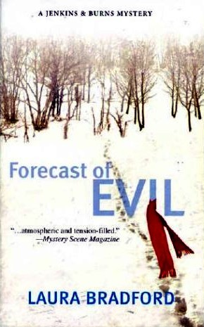 Forecast Of Evil (Jenkins and Burns Mystery #2)