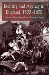 Identity and Agency in English Society, 1500-1800
