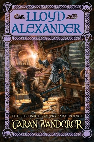 Taran Wanderer (The Chronicles of Prydain #4) (REQ) - Lloyd Alexander