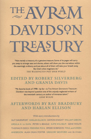 The Avram Davidson Treasury by Avram Davidson