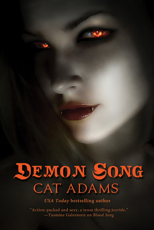 Demon Song by Cat Adams