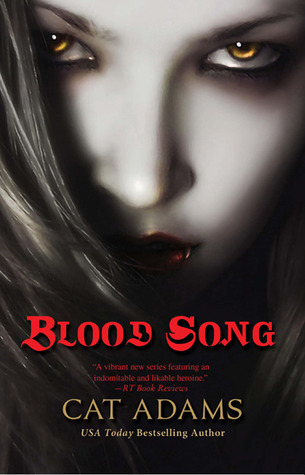 Blood Song by Cat Adams