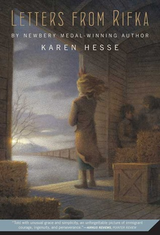 Letters from Rifka by Karen Hesse