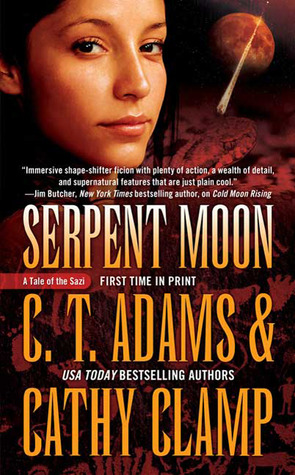 Serpent Moon by C.T. Adams