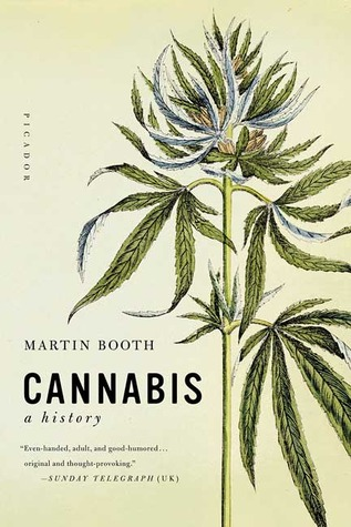 Cannabis by Martin Booth
