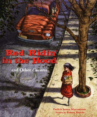 Red Ridin' in the Hood by Patricia Santos Marcantonio