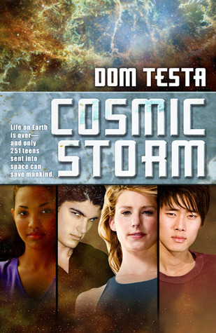 Cosmic Storm (Galahad, #5)