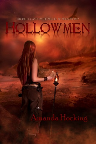 Hollowmen by Amanda Hocking