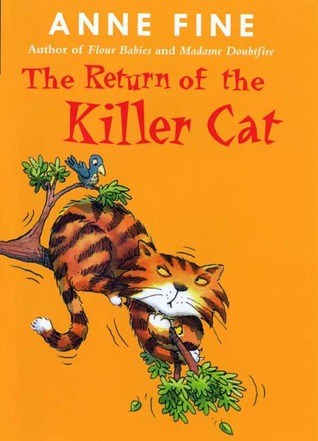 The Return of the Killer Cat by Anne Fine