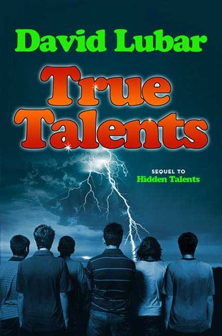 True Talents by David Lubar