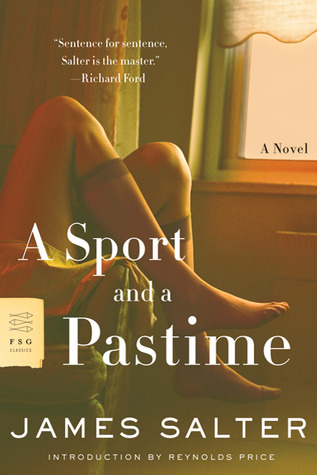 A Sport and a Pastime by James Salter
