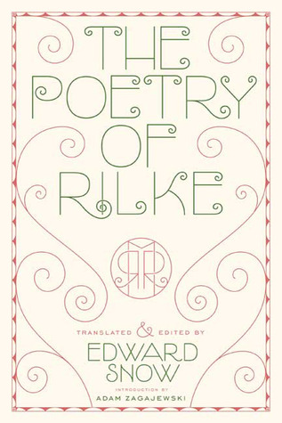 The Poetry of Rilke by Rainer Maria Rilke